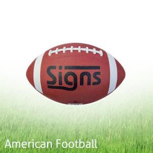 Signs アメリカンフットボール