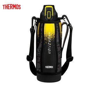 送料無料 サーモス FHT-1000F BK-C 水筒 真空断熱スポーツボトル ブラックカモフラージュ 1.0L|k-direct2