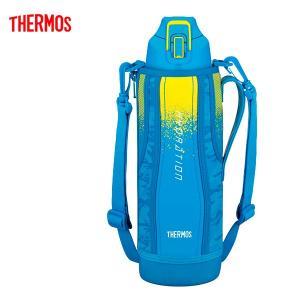 送料無料 サーモス FHT-1500F BL-C 水筒 真空断熱スポーツボトル ブルーカモフラージュ 1.5L|k-direct2