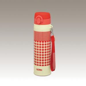 ポップなデザインの可愛いステンレスマグです。可愛いデザインながら機能は他のサーモス製品と同じです。い...