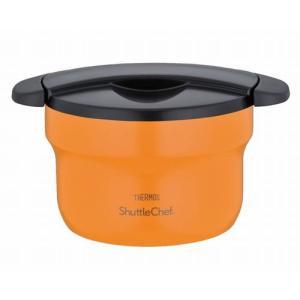 サーモス 保温調理鍋 シャトルシェフ 1.6L アプリコット KBF-1600APR|k-direct2