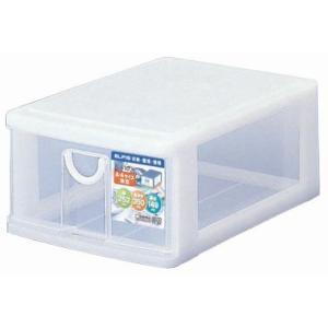 エルピス A4サイズ収納ボックス1段 A-410 ホワイト|k-direct2