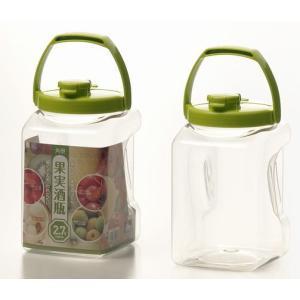 タケヤ 果実酒瓶・梅酒瓶 角型 2.7L k-direct2