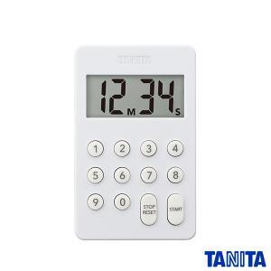 【送料無料メール便専用】タニタ TD415WH デジタルタイマー ホワイト|k-direct2