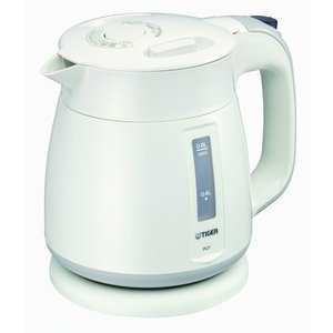 <title>送料無料 毎日続々入荷 タイガー 電気ケトル わく子 PCF-G080W</title>
