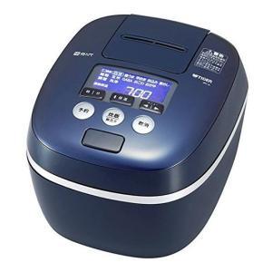 送料無料 タイガー 圧力IH炊飯ジャー 5.5合炊き ブルーブラック JPC-A100-KA|k-direct2