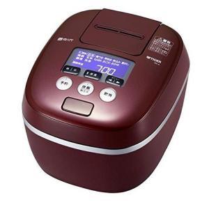 送料無料 タイガー 圧力IH炊飯ジャー 5.5合炊き バーガンディ JPC-A100-RB|k-direct2