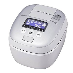 送料無料 タイガー魔法瓶 圧力IH炊飯ジャー 5.5合 JPC-A101WH|k-direct2