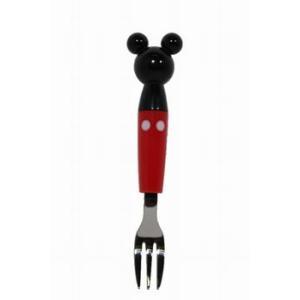 子供と料理!食育 ディズニー ミッキーマウス フォーク|k-direct2