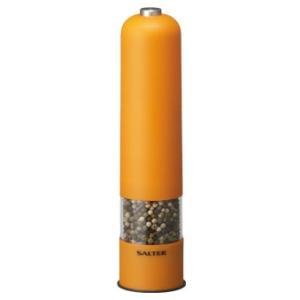 ソルター 電動ペッパーミル オレンジ 7501OR|k-direct2