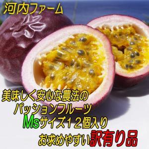 パッションフルーツ『訳あり1Kg』超有機栽培 種子島産 トロピカルフルーツ