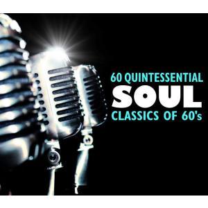 60年代ソウル・ベスト60 CD3枚組|k-fullfull1694