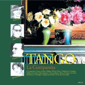 タンゴ・ベスト ラ・クンパルジータ CD