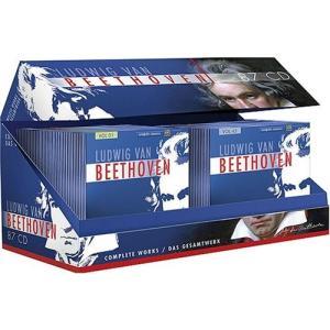 ベートーベン 87CDBOXセット CD87枚に748作品を収めた輸入盤|k-fullfull1694