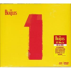 THE BEATLES ザ・ビートルズ1 究極のベスト CD+DVD|k-fullfull1694