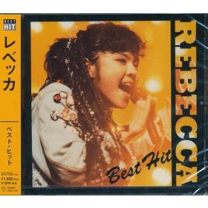 REBECCA レベッカ CD  ベスト・ヒット k-fullfull1694