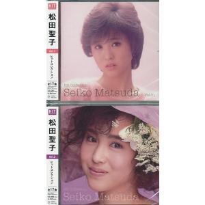 松田聖子 コレクション ベスト CD2枚組 カラオケ入り CD k-fullfull1694