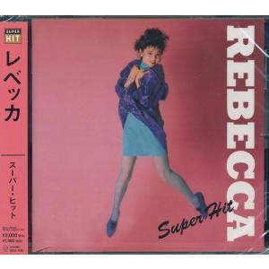 REBECCA レベッカ CD  スーパー・ヒット ベスト|k-fullfull1694