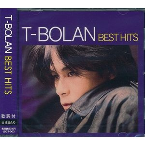 T-BOLAN CD  BEST HITS|k-fullfull1694
