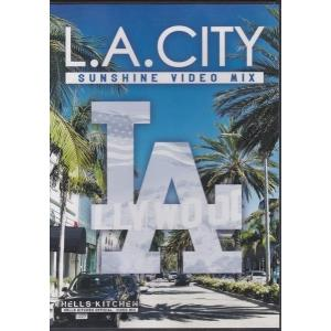 L.A. CITY -SUNSHINE VIDEO MIX- [DVD]全50曲を収録|k-fullfull1694