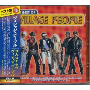 ヴィレッジ・ピープル THE BEST OF VILLAGE PEOPLE CD
