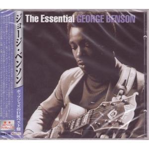 ジョージベンソン エッセンシャル  CD2枚組 ベスト 輸入盤|k-fullfull1694