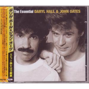 ダリル・ホール&ジョン・オーツ エッセンシャル ベスト CD|k-fullfull1694