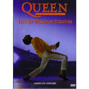 クイーン Queen Live At Wembley Stadium DVD k-fullfull1694