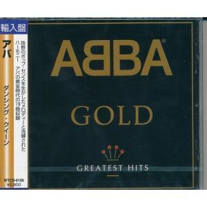 アバ CD  ベスト ゴールド 輸入盤|k-fullfull1694