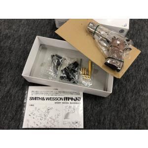 マルシン モデルガン 組立キット S&W M439 PFCブローバック ABSシルバー
