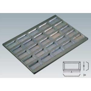 シリコン加工 センチュリー(大)型天板(25ケ取)|k-koubou