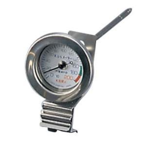 鍋固定式 温度計 天ぷらメーターII型|k-koubou