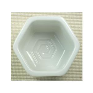 セラミック製 錦玉型 六角 35cc|k-koubou