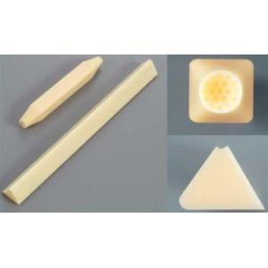 ホワイトサム三角押棒 花芯付セット 【和菓子 細工用品】|k-koubou