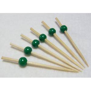 チェリー串(10本入)緑 5cm|k-koubou