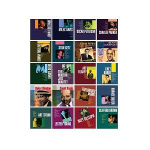 〔送料無料・メーカー直送〕ジャズ オール・ザ・ベスト(ジョンコルトレーン他) CD20枚組