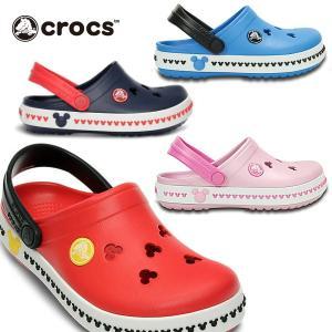 クロックス crocs キッズ ミッキー サンダル croc...