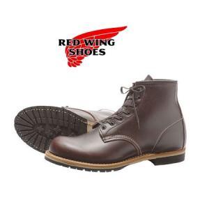 レッドウィング メンズ ベックマン 9011 REDWING 正規品 RED WINGブーツ ラウンド レッドウイング 黒 セール