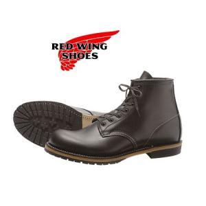 正規品 RED WING 9014 レッドウィング メンズ ブーツ ベックマン ラウンド ブラック レッドウイング エンジニアブーツ/ワークブーツ 黒