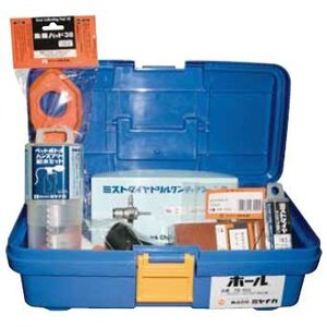 ミヤナガ ミストダイヤ ミストダイヤドリル(ネジタイプ)BOXキット 有効長100mm 6.5mm|k-liftec