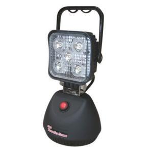 LED投光器 充電式サンダービーム 15W|k-liftec