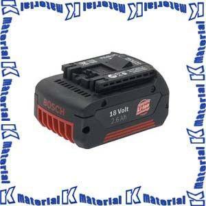 【P】ボッシュ クリーナー用バッテリー18V 2.6AH A1826LIB 1600Z0002D k-material