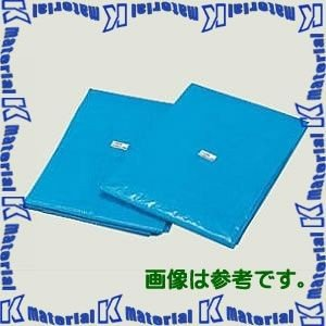 【P】コンドーテック ブルーシート #2000 5.4mx5.4m 04054054A|k-material