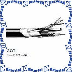 【P】【代引不可】 カナレ電気 CANARE 同軸複合ケーブル 映像1、音声2 A2V1 100m巻 固定配線用 シース黒 [KA0251]|k-material