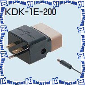 未来工業 OKチェッカ−用アダプタ KDK-1E-200 1個単位|k-material