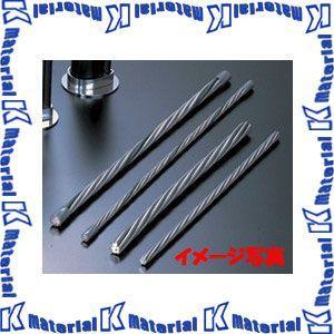 ジェイワイテックス 亜鉛メッキ鋼撚線 38sq(7/2.6) 2.6mm7本撚 50m巻 メッセンジャーワイヤー [43690]|k-material