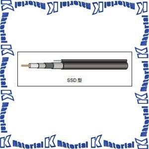 【P】【代引不可】関西通信電線 RG-6/U-ATNL-SSD(三重)(500m) k-material