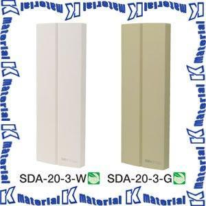 【P】サン電子 UHF平面アンテナ フラットライン 20素子相当 垂直偏波専用 SDA-20-3  (SDA203) [SDS607] k-material
