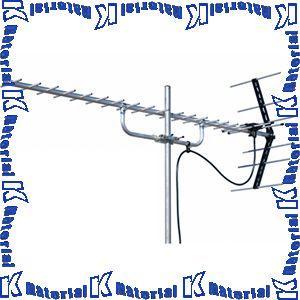 マスプロ電工 高性能型 UHFアンテナ 20素子 U206  [MP0975]|k-material