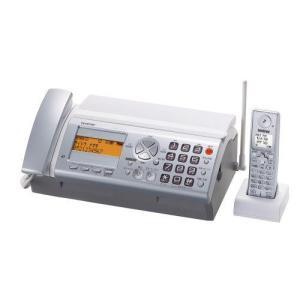 ブラザー 普通紙ファクス FAX-330DL デジタルコードレス子機1台 FAX-330DL|k-media